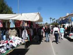 1. The Huercal Overa Monday & Thursday Markets