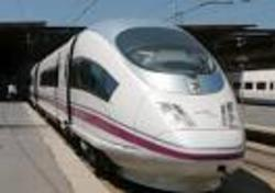 New AVE High Speed Train Line